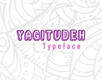 Yagitudeh Typeface