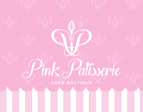 Pink Patisserie - for sale! www.One-Giraphe.com
