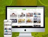Homeveda - Strategy + Design