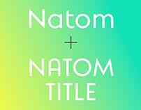 Natom Pro + Natom Pro Title