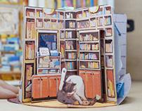 Popup Book: Cats