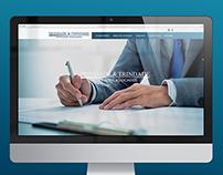Lawyer Office website design