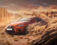 Lexus IS Fsport