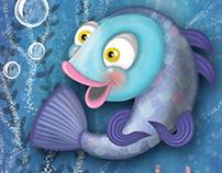 Singer Fish - Şarkıcı Balık - Bu Yayınevi