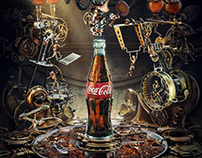 Coca Cola Olympic Games