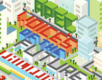 APEC Voices of the Future: Isometric City