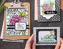 Stampin' Up! Catalog Design