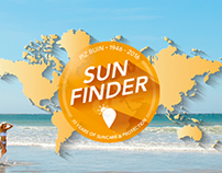 Piz Buin SUN FINDER