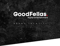 GOODFELLAS. DE / brand identity
