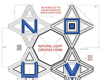 Poster: Architecture Conference Concept