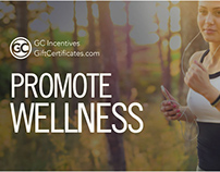 GC Incentives Promote Wellness social media post.
