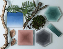 Four Elements - Tiles for Marrakech Design