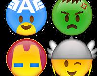 Marvel Emojis