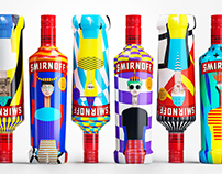 HP for Smirnoff | CGI Animation Promo Film 2017