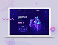 Cryptonio ico, Blockchain & Cryptocurrency HTML Project