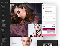 ARTDECO - UI/UX Design & Web Development (eCommerce)