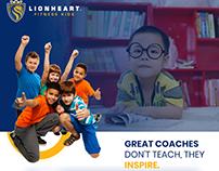Lion Heart Fitness Kids