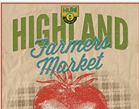 Highland Farmers Market 2012