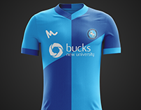 2016 Wycombe Wanderers Concept Kits