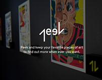 Peek - UX Research
