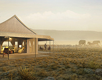 Serengeti Luxury Tents
