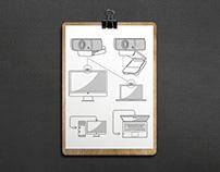 Infographics / Technical Illustration