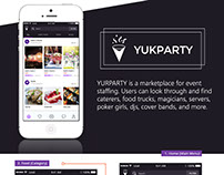 YukParty - Event Make Party Apps