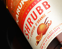 Rhum Karukera - Shrubb, Liqueur d'orange