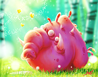 pig monster