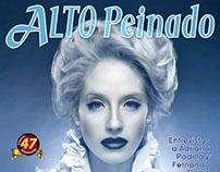 Revista Alto Peinado Portada/Editorial (marzo 2016)