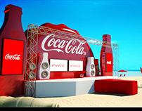 Coca Cola Beach Concept