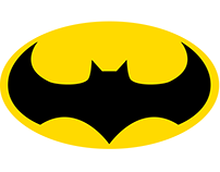 Re-design do Logo do Batman