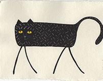 umori di gatto