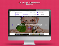 eCommerce Template