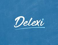 """""""Delexi"""" logo motion"""