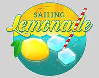 Sailin Lemonade - Branding