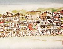 Urban Sketching 3