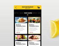 Food Delivery | Mobile App Design