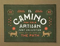 El Camino Font Collection