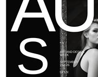 AUS/Typography