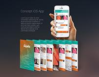 UI Design iOS App