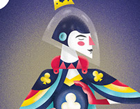 Playing Arts Contest - Queen of Clubs