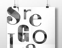Poster design for CORNOVENTRAGLIA's company.