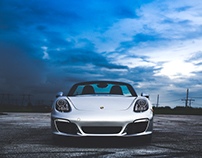 Boxster S | Challenger RT