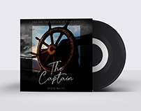 """An album cover for """"The Captain"""""""
