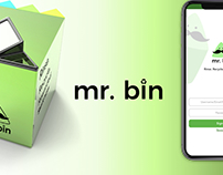 Mr. Bin (IoT, Product, UI/UX Design and Research)