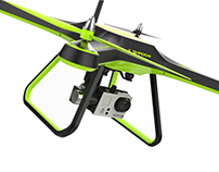 X SHADOW - Personal extreme sports drone