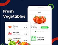 Online Vegetables