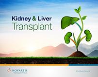 Kidney & Liver Transplant Summit ( Novartis )