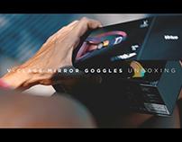 Speedo V-Class Goggle Unboxing